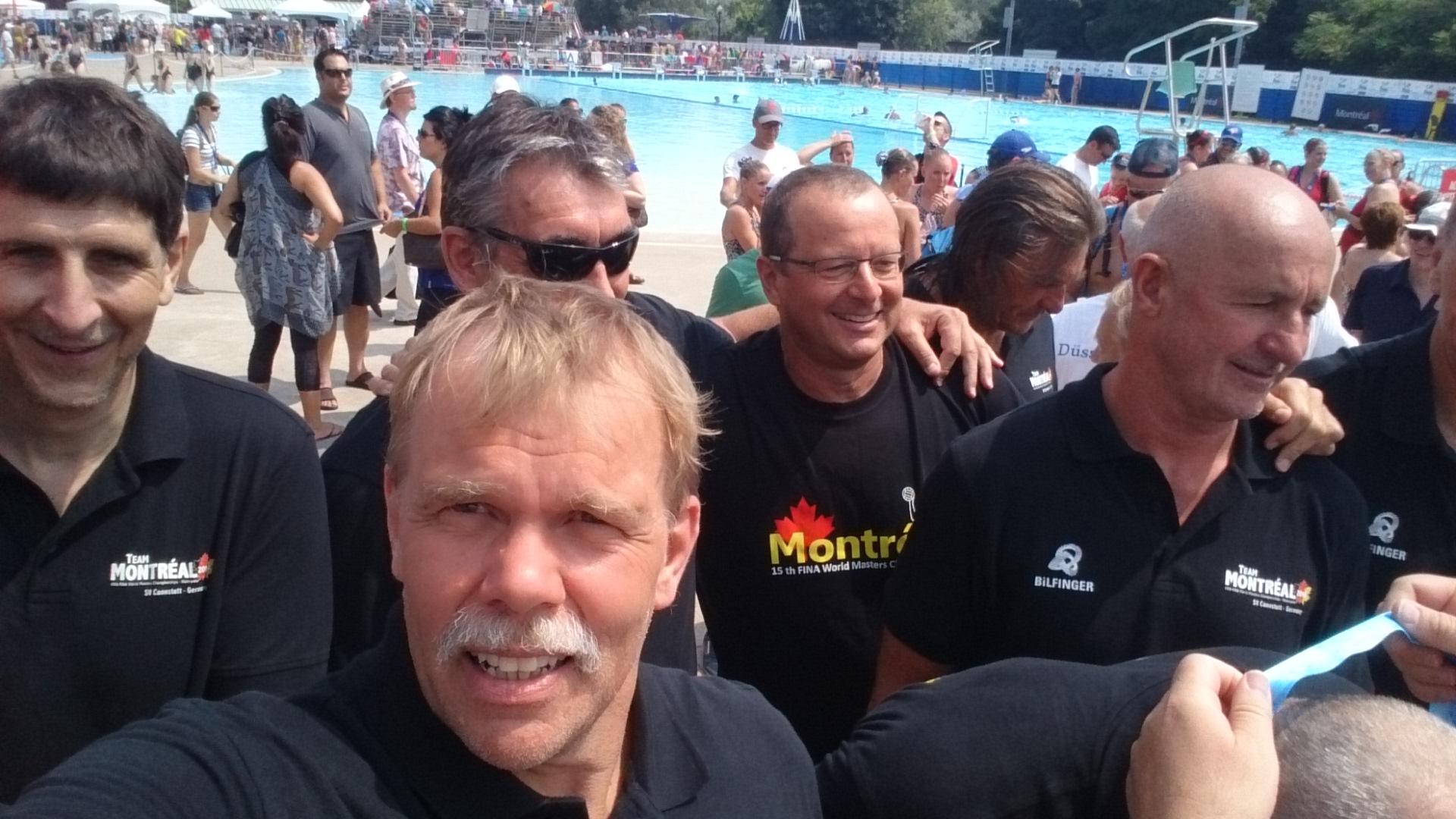 Europameisterschaften im Masters Wasserball 2016