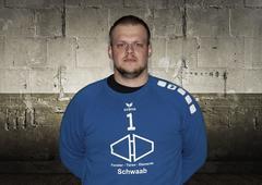 Matthias Baatz (zukünftiger Wasserballtorwart?)
