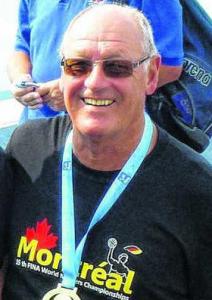 Dieter Höfel WM Gold