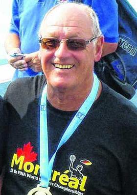 Dieter Höfel Europarekord und WM Goldmedaille