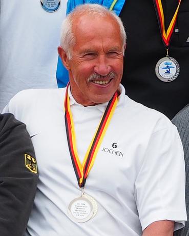 Jochen Hinze Weltmeister