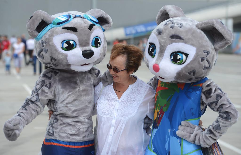 Kein Brot ohne Butter auf der WM2016 in Kazan