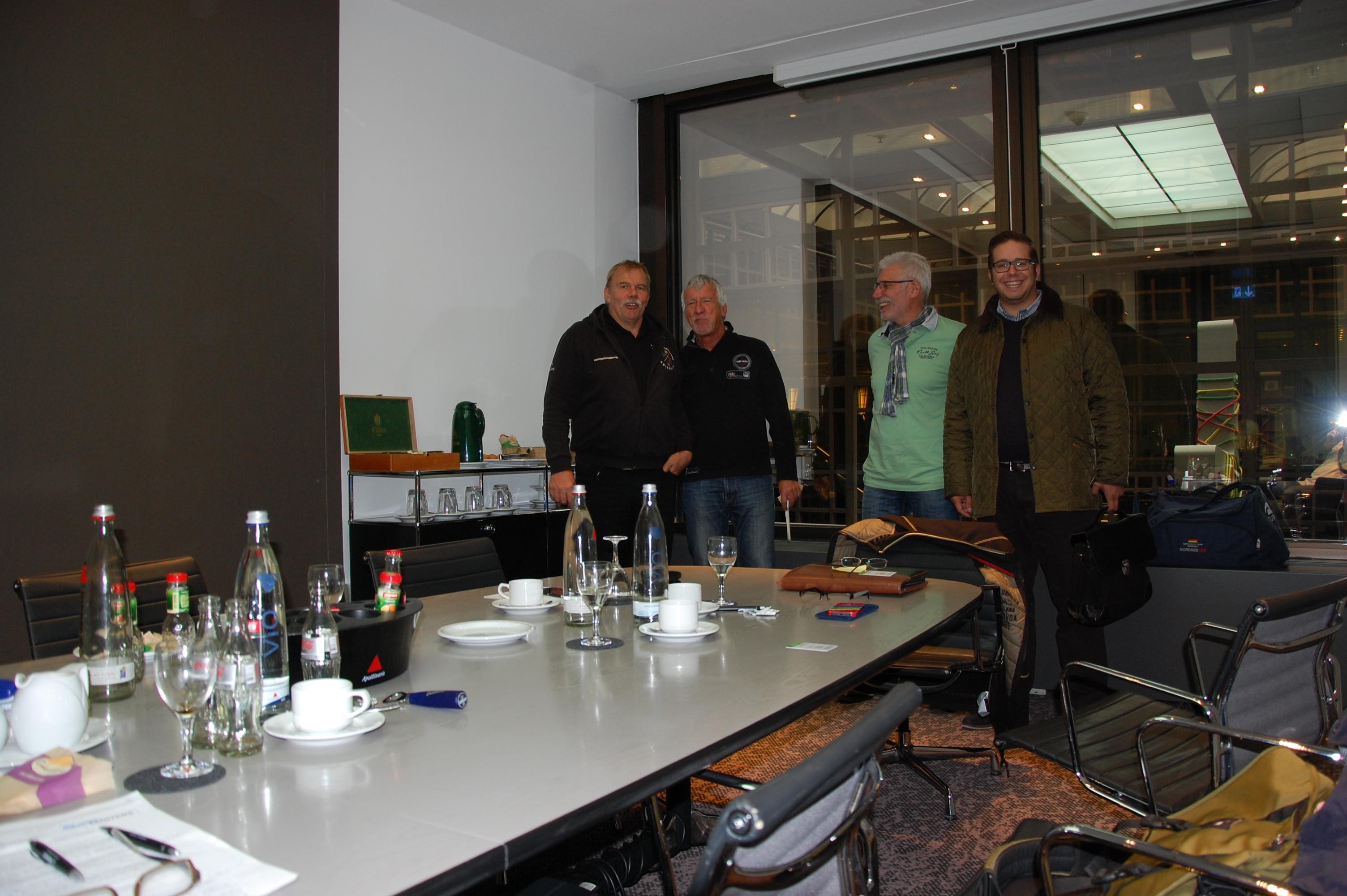 Treffen der Mastersbeauftragten