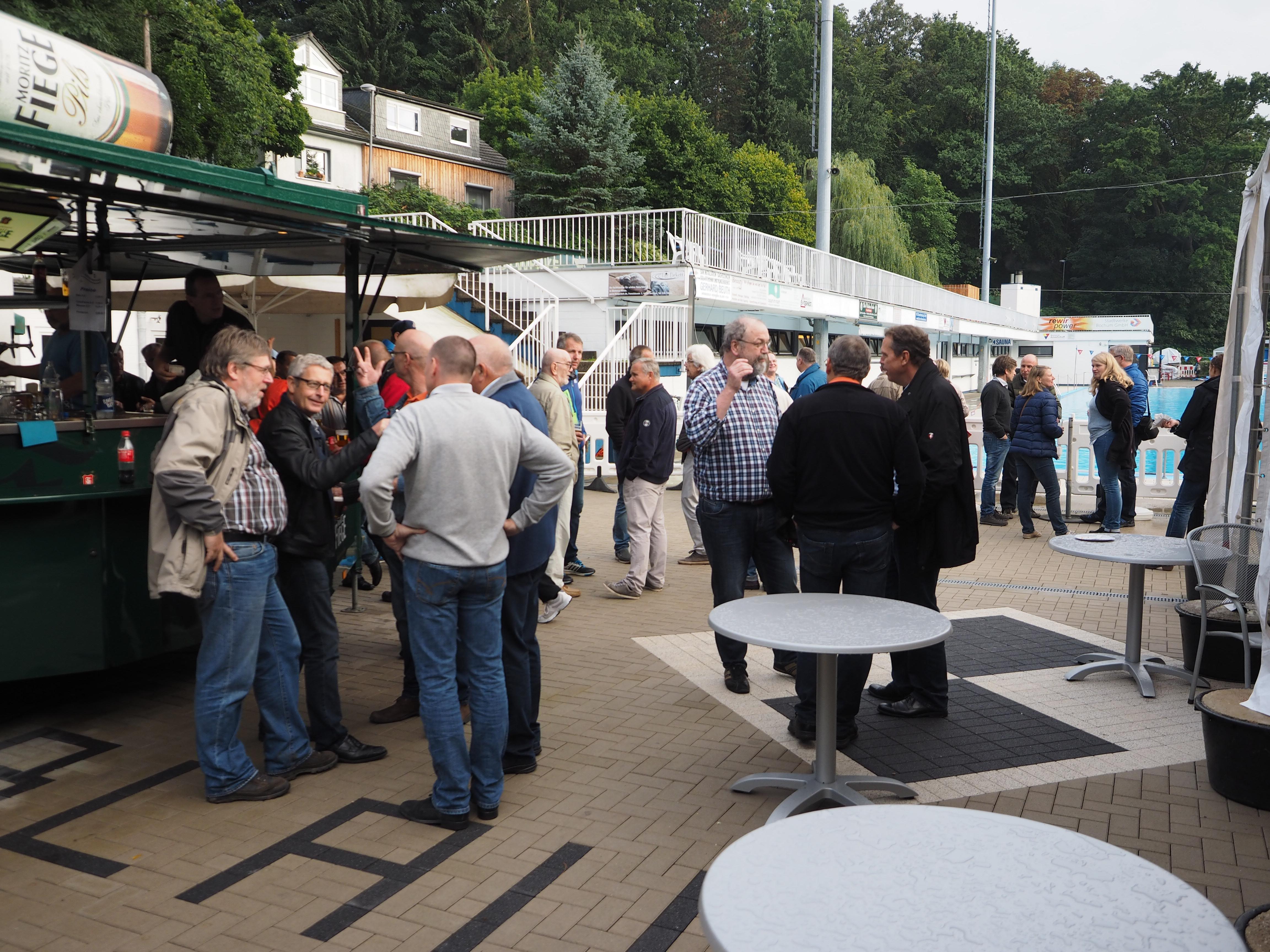 Bochumer Wasserball-Revival