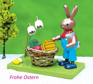 Frohe OsternWABA