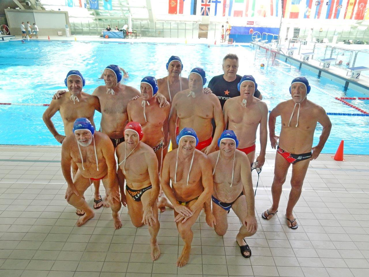 SV Cannstatt AK 65 Mannschaft 1