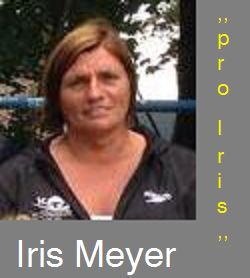 Iris Meyer vor Gericht
