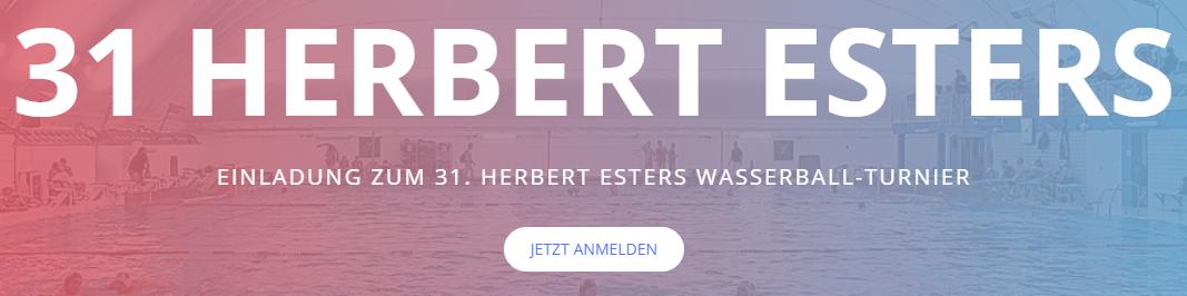 HERBERT ESTERS TURNIER 2019
