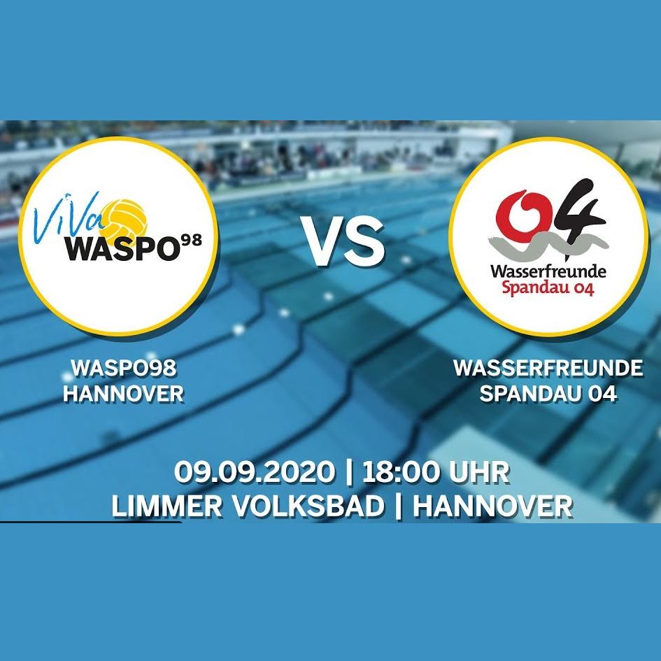 LiveStream WASPO 98 – Spandau 04